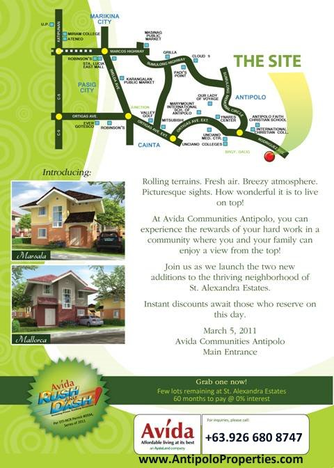 Alexandra Estates in Avida Antipolo